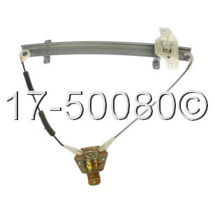 Hyundai Excel                          Window Regulator OnlyWindow Regulator Only