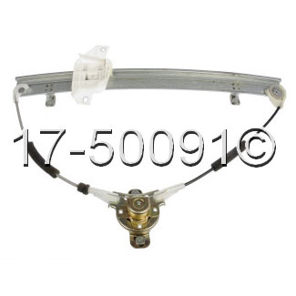 Hyundai Accent                         Window Regulator OnlyWindow Regulator Only