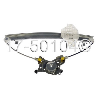 Kia Optima                         Window Regulator OnlyWindow Regulator Only
