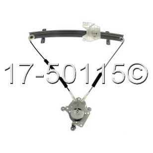 Hyundai Scoupe                         Window Regulator OnlyWindow Regulator Only