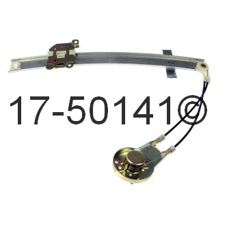 Mercury Tracer                         Window Regulator OnlyWindow Regulator Only