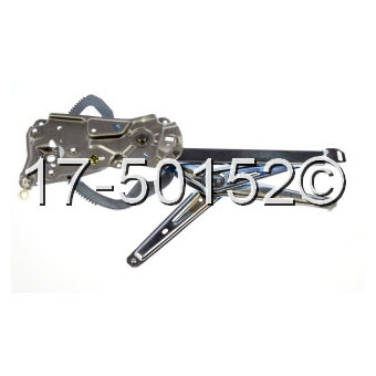 BMW 318ti                          Window Regulator Only
