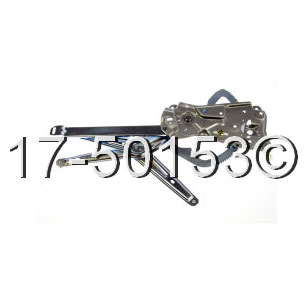 BMW 328i                           Window Regulator OnlyWindow Regulator Only