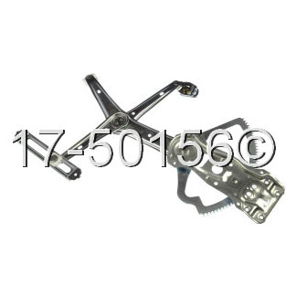 Mercedes_Benz C43 AMG                        Window Regulator OnlyWindow Regulator Only