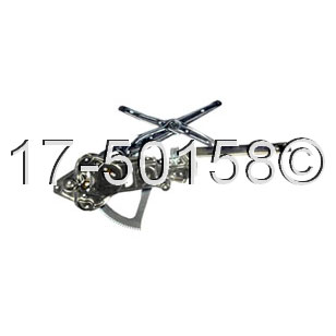 BMW 530                            Window Regulator OnlyWindow Regulator Only