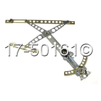 Mercedes_Benz 240D                           Window Regulator OnlyWindow Regulator Only