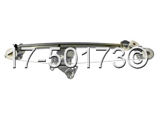 Mercedes_Benz E55 AMG                        Window Regulator OnlyWindow Regulator Only