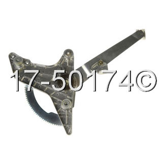 Mercedes_Benz 420SEL                         Window Regulator Only