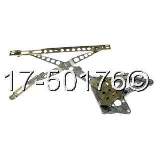 Mercedes_Benz 240D                           Window Regulator Only