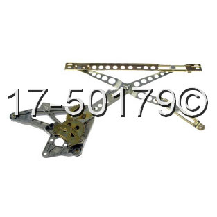 Mercedes_Benz 600SEL                         Window Regulator OnlyWindow Regulator Only