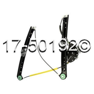 BMW 330i                           Window Regulator OnlyWindow Regulator Only