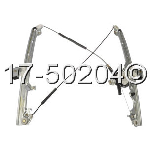 Cadillac Escalade                       Window Regulator OnlyWindow Regulator Only