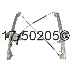 Chevrolet Tahoe                          Window Regulator OnlyWindow Regulator Only