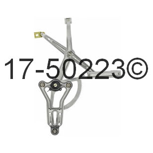 Mercedes_Benz 300TE                          Window Regulator OnlyWindow Regulator Only