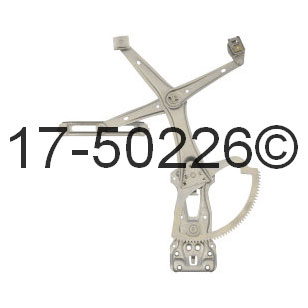 Mercedes_Benz E300D                          Window Regulator OnlyWindow Regulator Only