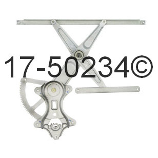 Toyota Tacoma                         Window Regulator OnlyWindow Regulator Only