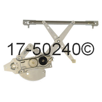Ford Taurus                         Window Regulator OnlyWindow Regulator Only