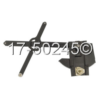 GMC Jimmy                          Window Regulator OnlyWindow Regulator Only