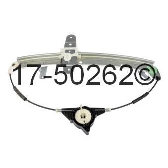 Mercury Grand Marquis                  Window Regulator OnlyWindow Regulator Only