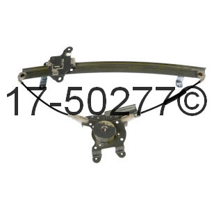 Nissan Maxima                         Window Regulator OnlyWindow Regulator Only
