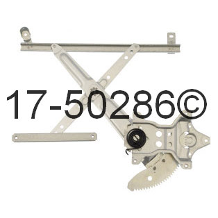 Toyota Camry                          Window Regulator OnlyWindow Regulator Only