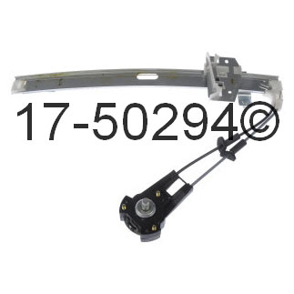 Mazda B-Series Truck                 Window Regulator OnlyWindow Regulator Only
