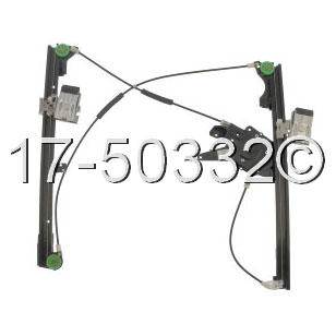 Volkswagen Jetta                          Window Regulator OnlyWindow Regulator Only