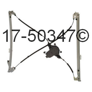 Chrysler Town and Country               Window Regulator OnlyWindow Regulator Only