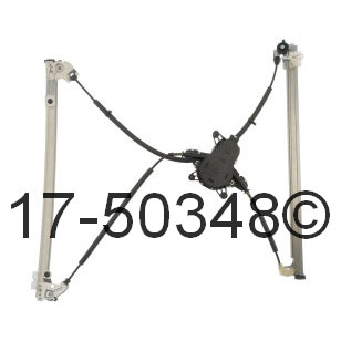 Dodge Grand Caravan                  Window Regulator OnlyWindow Regulator Only