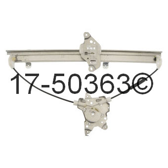 Nissan Sentra                         Window Regulator onlyWindow Regulator Only