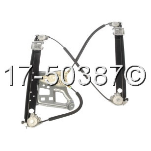 Mercedes_Benz S500                           Window Regulator OnlyWindow Regulator Only