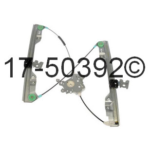 Nissan Altima                         Window Regulator OnlyWindow Regulator Only