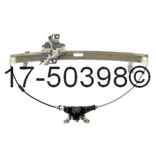 Isuzu Amigo                          Window Regulator OnlyWindow Regulator Only