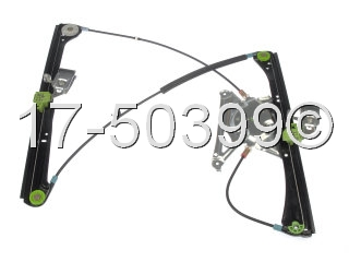 Audi S4                             Window Regulator OnlyWindow Regulator Only