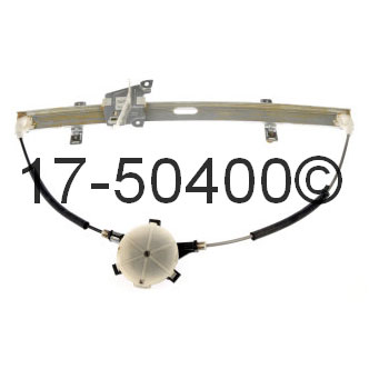 Chevrolet Tracker                        Window Regulator OnlyWindow Regulator Only