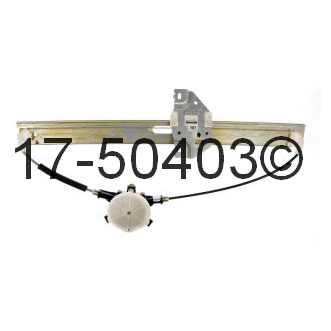 Saturn Vue                            Window Regulator OnlyWindow Regulator Only