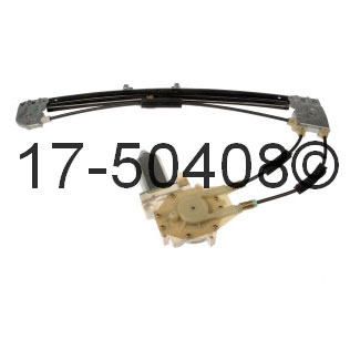 BMW 528                            Window Regulator OnlyWindow Regulator Only