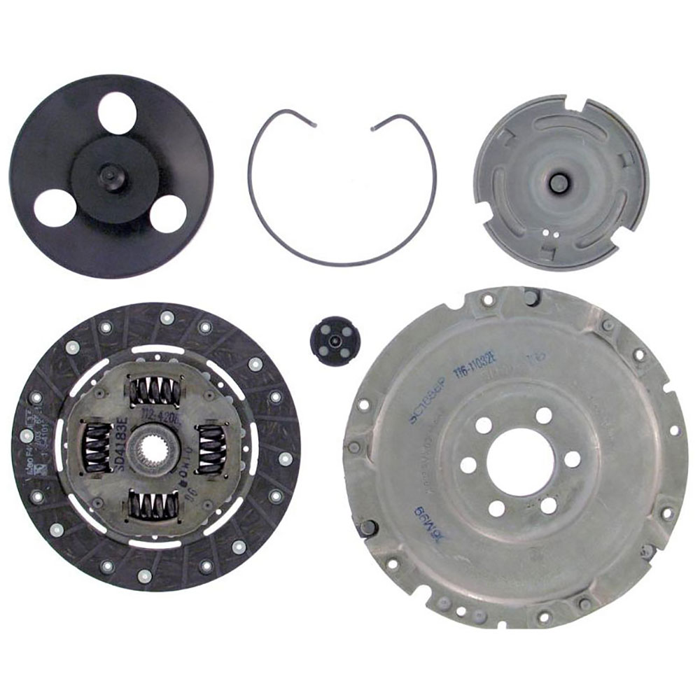 VW Scirocco                       Clutch KitClutch Kit