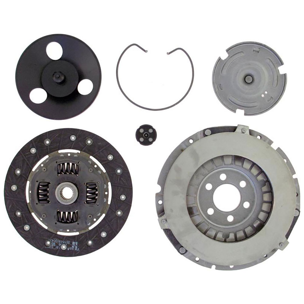 VW Rabbit                         Clutch KitClutch Kit