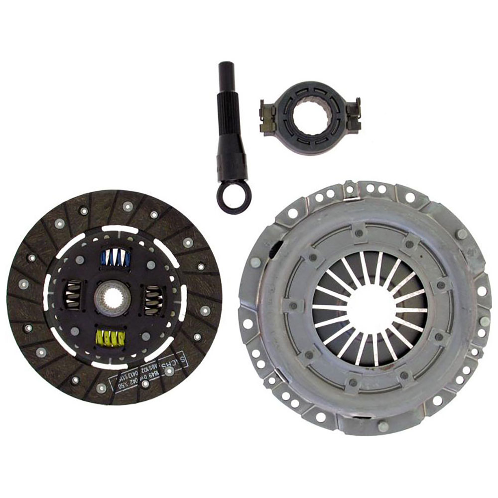 VW Vanagon                        Clutch KitClutch Kit