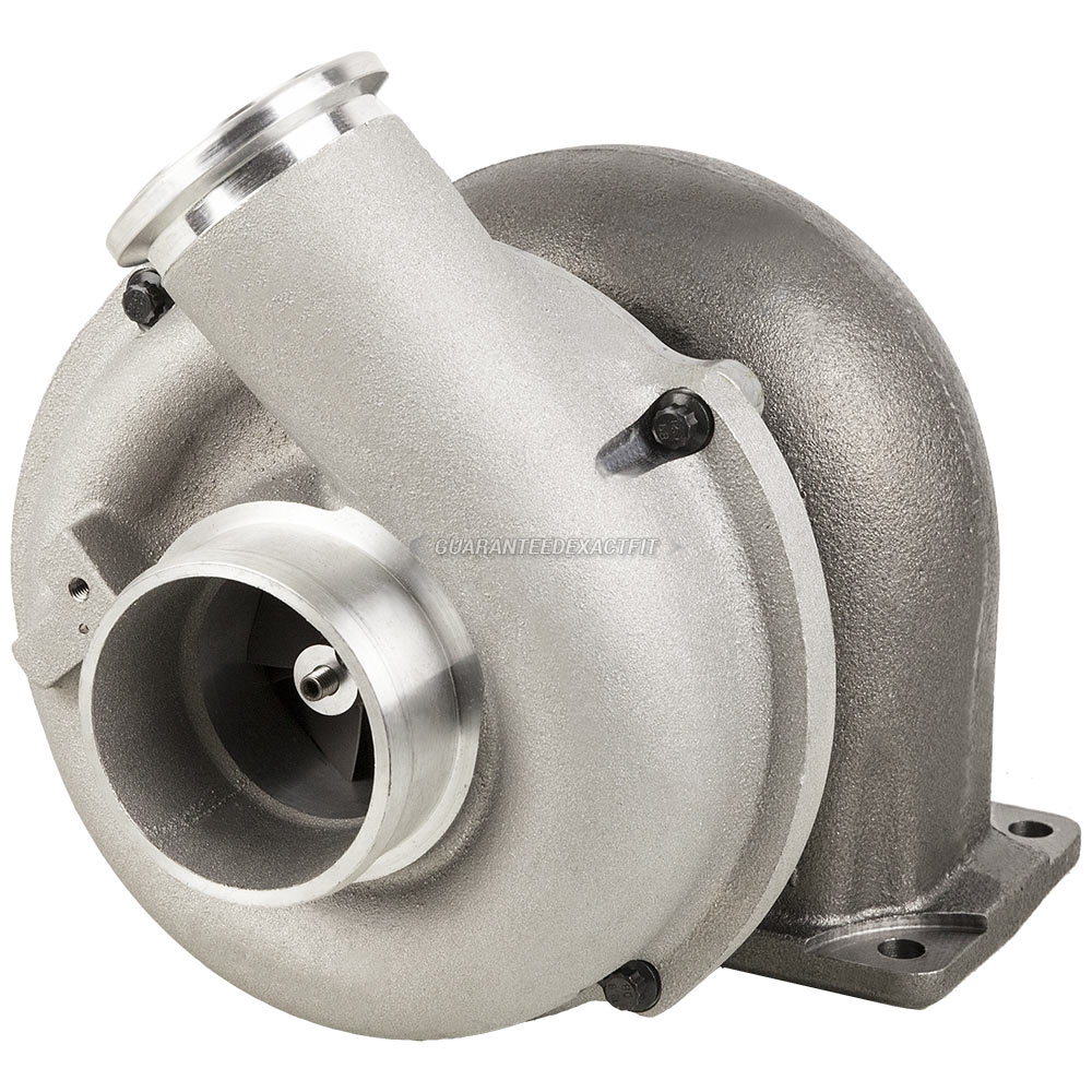 2012 International All Models Navistar 7.3L NGD Engine with Garret Turbocharger Number 466163-0001 Turbocharger