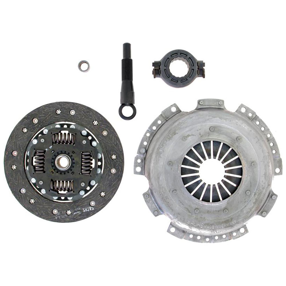 Audi Coupe                          Clutch KitClutch Kit