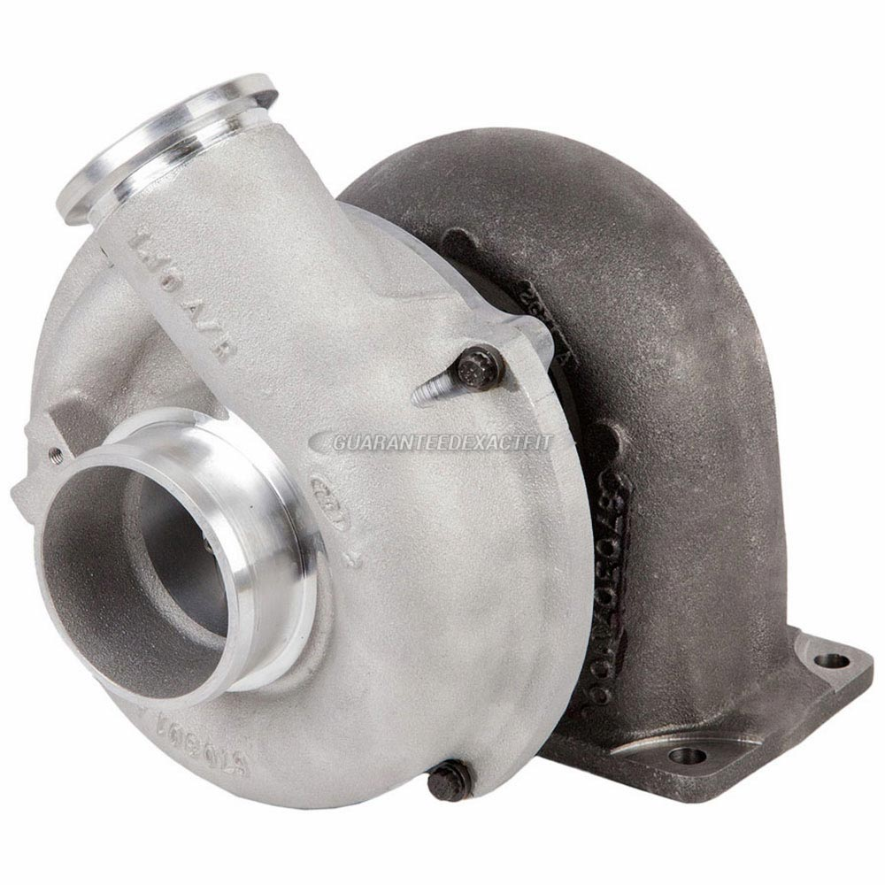 2012 International All Models Navistar 7.3L NGD Engine with Garret Turbocharger Number 466163-0003 Turbocharger