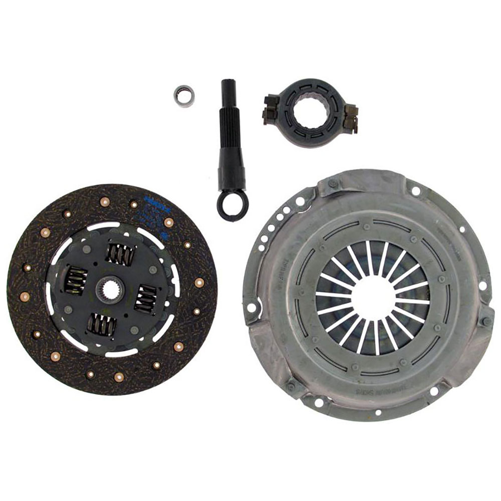 VW Fox                            Clutch KitClutch Kit