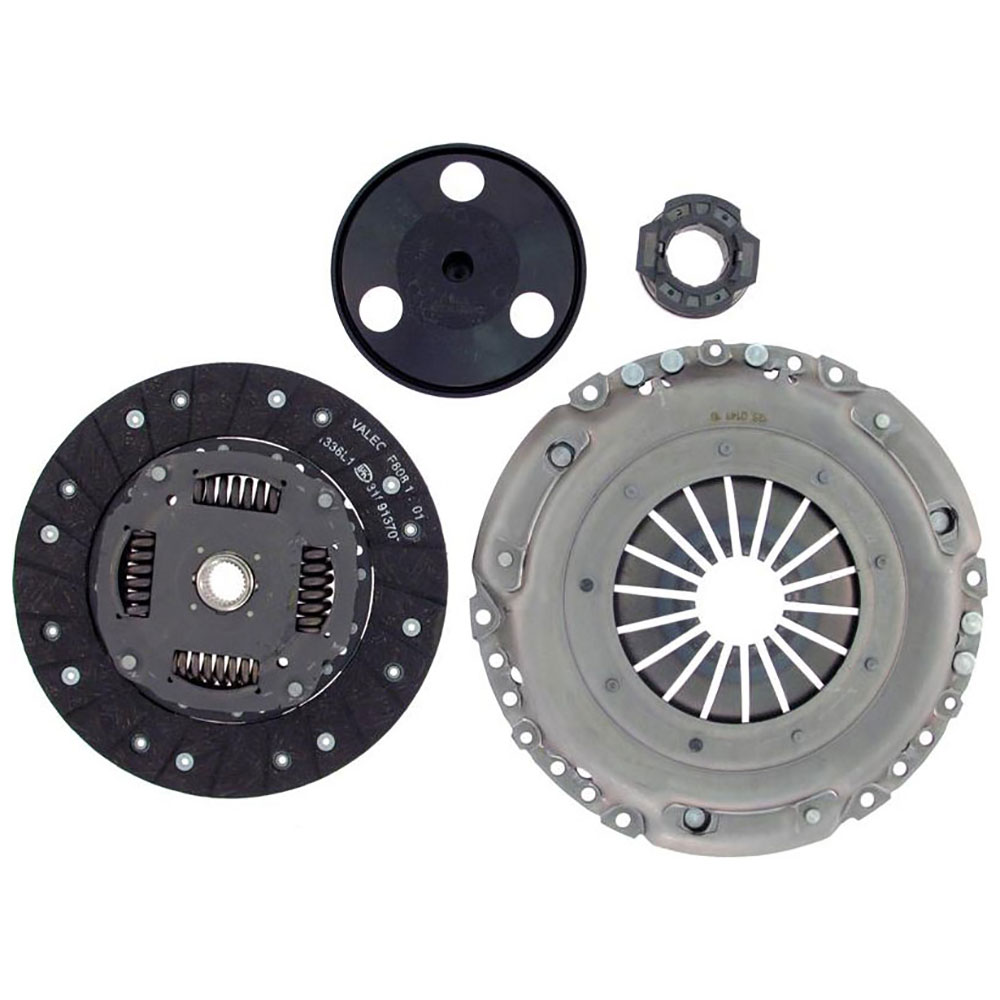 VW Corrado                        Clutch KitClutch Kit