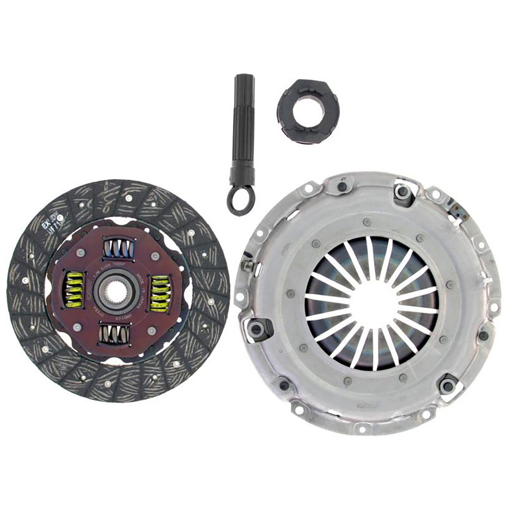 Volkswagen Eurovan                        Clutch KitClutch Kit