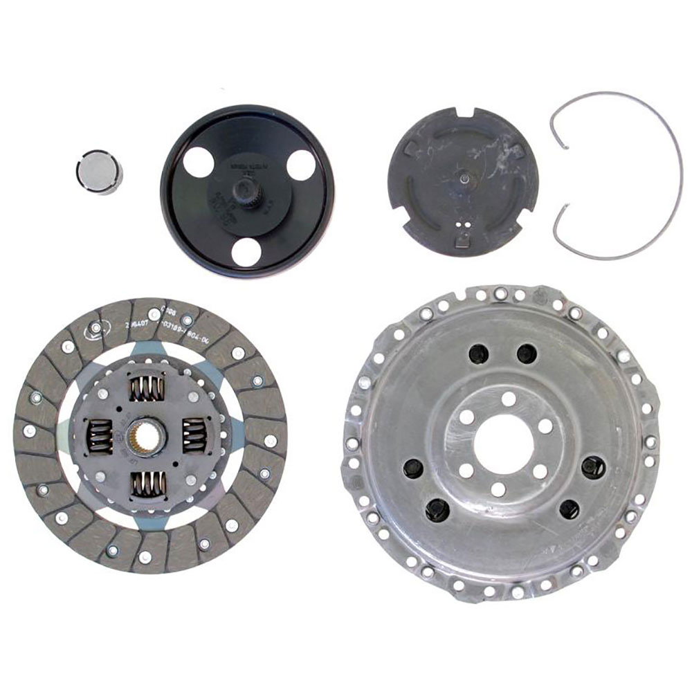 VW Cabriolet                      Clutch KitClutch Kit