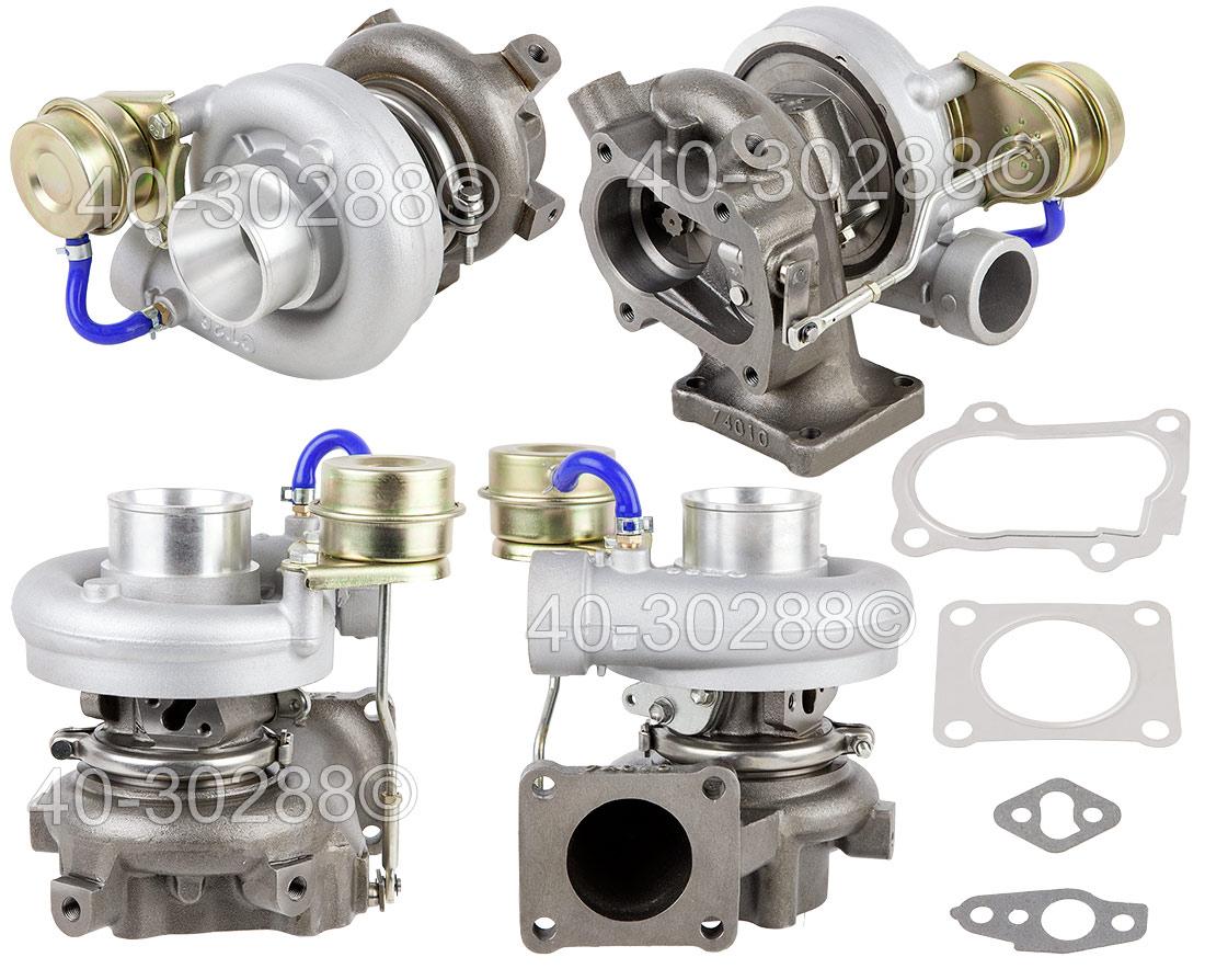 Toyota Supra                          TurbochargerTurbocharger