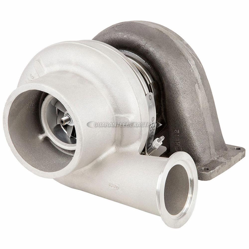 2009 Cummins Engines N14 Engine Cummins N14 Engine with Holset HT60 Turbocharger [Part Number 3529629] Turbocharger