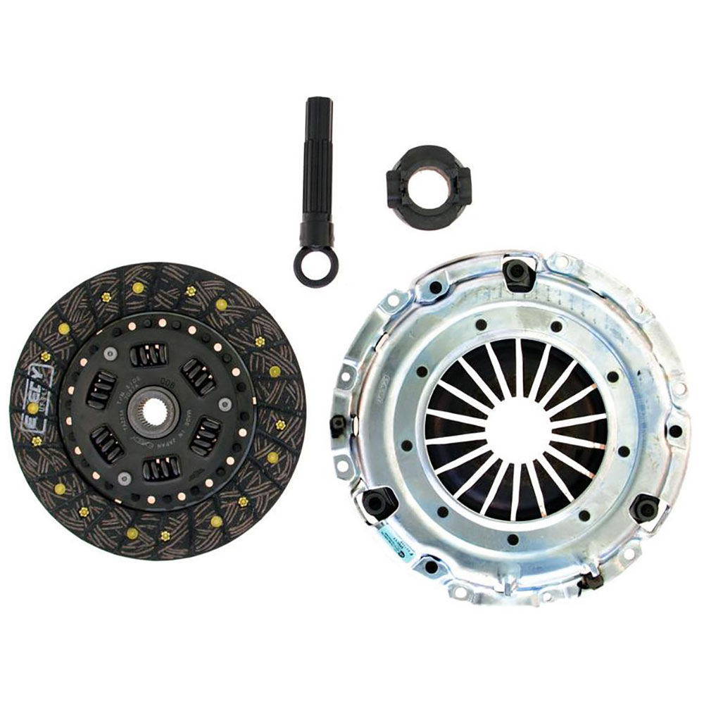 VW Corrado                        Clutch Kit - Performance UpgradeClutch Kit - Performance Upgrade
